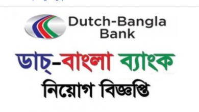 Photo of Dutch Bangla Bank Limited Job Circular 2019