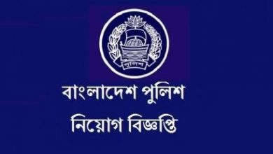 Photo of Bangladesh Police Job Circular 2019