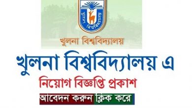 Photo of Khulna University Job Circular 2019