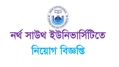 Photo of North South University (NSU) Job Circular
