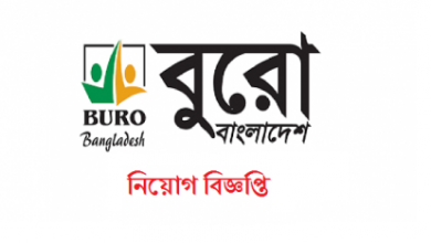 Photo of BURO Bangladesh Job Circular 2019