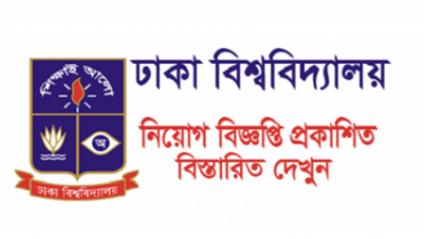 Photo of Dhaka University Job Circular 2019