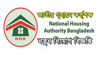 Photo of National Housing Authority Job Circular 2019