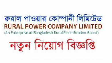 Photo of Rural Power Company Limited Job Circular 2019