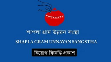 Photo of Shapla Gram Unnayan Sangstha Job Circular 2019