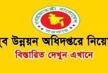 Photo of Bangladesh Youth Development Job Circular 2020
